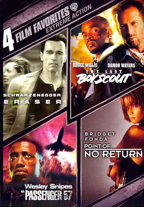 4 FILM FAVORITES:EXTREME ACTION (DVD)